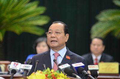 Cử tri băn khoăn về mức kỷ luật nguyên Bí thư Thành ủy TPHCM Lê Thanh Hải