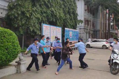 Công ty dịch vụ bảo vệ lên tiếng vụ ẩu đả ở Bệnh viện Đa khoa Tuyên Quang