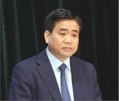 Tội danh ông Nguyễn Đức Chung vừa bị khởi tố được quy định mức án thế nào?