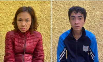 2 mẹ con rủ nhau đi cướp vì thiếu tiền tiêu