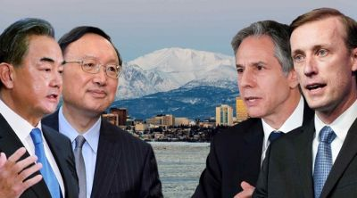 Quan chức cấp cao Trung Quốc ăn mì gói trước cuộc gặp với Mỹ