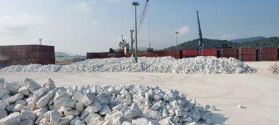 Xuất khẩu thô đá hoa trắng tại Nghệ an (Kỳ 1): Lợi bất cập hại!