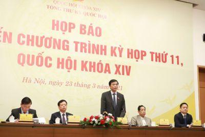 Lần đầu tiên Quốc hội sẽ bầu đương kim Thủ tướng Chính phủ làm Chủ tịch nước