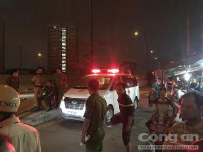 Cháy nhà ở TP.Thủ Đức, gia đình 6 người tử vong