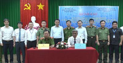 Công an TP Hồ Chí Minh đảm bảo an ninh an toàn Sân bay Tân Sơn Nhất