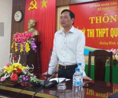 Quảng Bình: Kiểm tra vụ giám đốc sở tuyển 8 biên chế 3 ngày trước nghỉ hưu