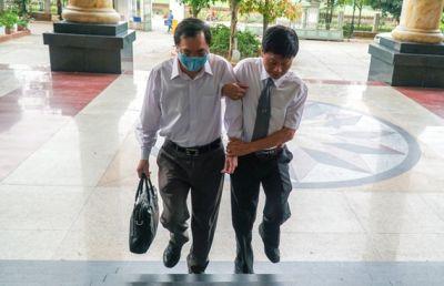 Mở phiên tòa xét xử nguyên Bộ trưởng Bộ Công thương Vũ Huy Hoàng và các đồng phạm