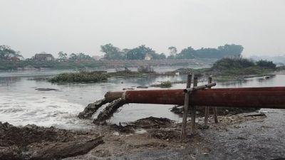 Cuộc sống người dân đảo lộn vì doanh nghiệp xả nước thải gây ô nhiểm môi trường nặng.