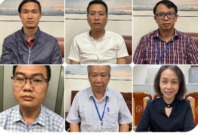 Bắt 7 bị can liên quan sai phạm đấu thầu mua sắm thiết bị tại BV Tim Hà Nội