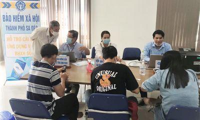 Công nhân phát hiện doanh nghiệp không đóng BHXH từ rà soát trên VssID