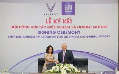 Khủng hoảng truyền thông Vinfast dưới góc nhìn quản trị: Bài 2 - Thâu tóm GM Việt Nam, VIN được gì?