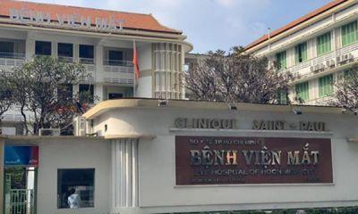 """Sai phạm đấu thầu tại BV Mắt TPHCM khiến bệnh nhân bị """"móc túi"""" gần 10 tỷ đồng"""