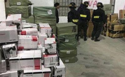 TP.HCM: Bắt cán bộ chống buôn lậu lập công ty cho người khác buôn lậu