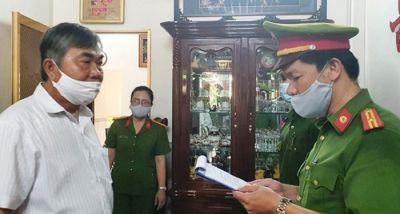 Khởi tố, bắt tạm giam nguyên Phó Chủ tịch Thường trực UBND tỉnh Phú Yên