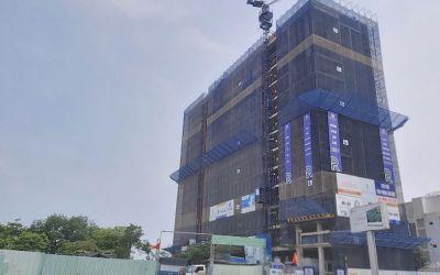 Đà Nẵng: Dự án Summit Building bị phạt 150 triệu đồng vì xây dựng sai giấy phép