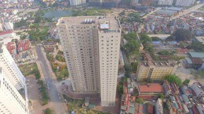 """Dự án Intracom 1 Trung Văn - Hà Nội """"đẻ"""" hàng chục căn hộ sai phép"""