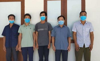 Chủ tịch MTTQVN xã cùng nhóm phá rừng ở Thanh Hóa bị bắt