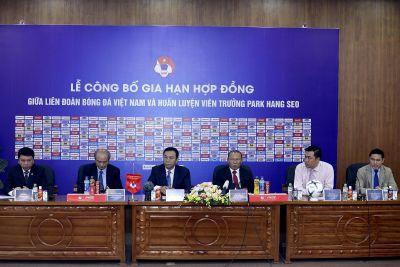 VFF và ông Park Hang Seo sẽ đàm phán hợp đồng trong thời gian tới, liệu có thành công?