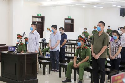 Cựu Giám đốc CDC Hà Nội Nguyễn Nhật Cảm bị tuyên y án 10 năm tù