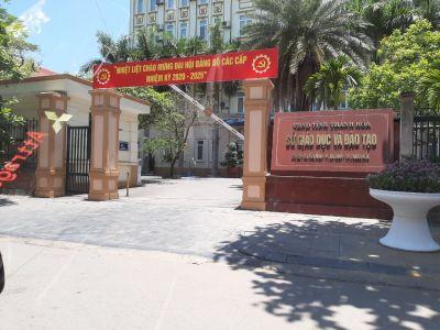"""Có """"lợi ích nhóm"""" trong việc quản lý, sử dụng trăm tỉ đồng ở Sở Giáo dục & Đào tạo tỉnh Thanh Hóa ?"""