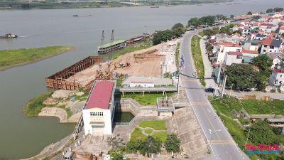 Đê sông Hồng vừa nâng cấp tốn 300 tỷ đã nứt gãy: Trách nhiệm của Giám đốc Sở NN&PTNT Hà Nội đến đâu?