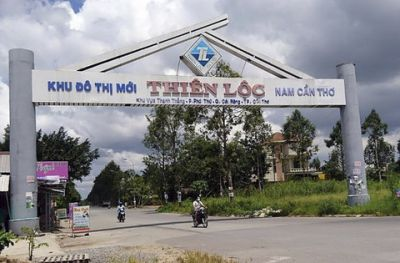 Đại gia BĐS ở Cần Thơ: Nợ thuế đầm đìa, thất hứa với người dân