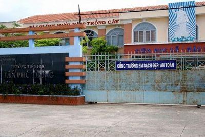 TPHCM: Chánh thanh tra bị bắt vì sửa chữa… 7 trường học
