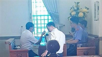 Khởi tố, bắt tạm giam nguyên Phó Viện trưởng Viện Kiểm sát nhân dân TP Bảo Lộc