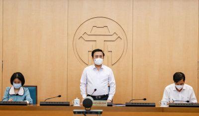 Những biện pháp phòng dịch Covid-19 mới nhất áp dụng tại Hà Nội từ ngày 13-7