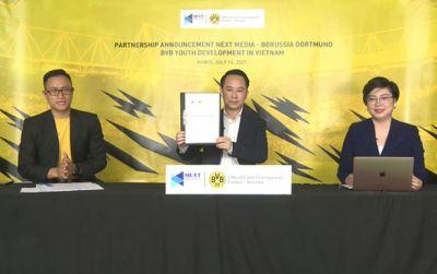 Sắp có thêm một học viện bóng đá lớn tầm châu lục tại Việt Nam