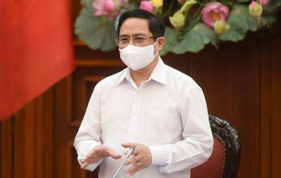 """Thủ tướng chỉ đạo thành lập 7 """"Tổ công tác đặc biệt"""" phòng, chống Covid-19 tại thành phố Hồ Chí Minh"""