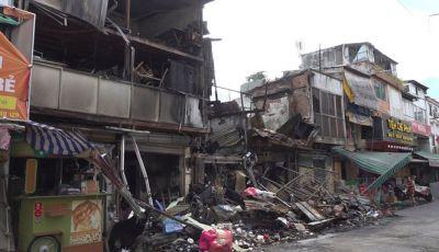 Khởi tố, bắt tạm giam đối tượng đốt cháy 3 căn nhà tại thành phố Hồ Chí Minh