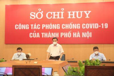 Hà Nội: Yêu cầu xử phạt nghiêm nếu người dân ra đường không cần thiết