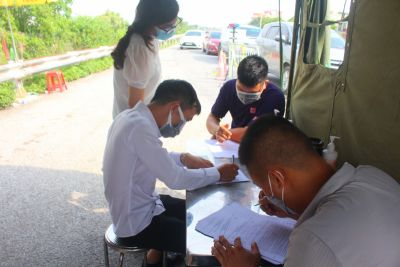 Chi tiết 23 chốt phòng, chống dịch tại cửa ngõ Thủ đô
