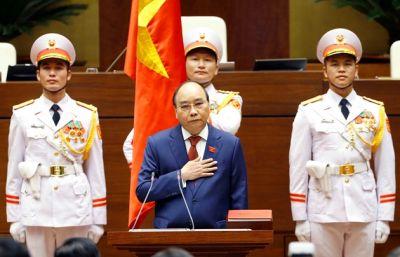 Lời hứa và niềm tin của Chủ tịch nước Nguyễn Xuân Phúc trong phát biểu nhậm chức