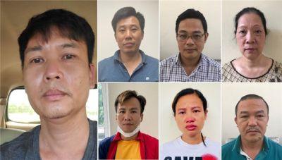 Hà Nội: Khởi tố vụ án và 7 bị can trong vụ nâng khống giá trị cây xanh