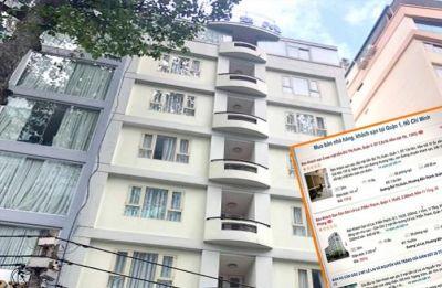 Hàng loạt khách sạn ở TP. HCM đang được rao bán
