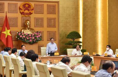 Thủ tướng Chính phủ sẽ thành lập Tổ công tác đặc biệt để tháo gỡ khó khăn cho doanh nghiệp.
