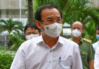 Bí thư Nguyễn Văn Nên chia sẻ về vắc xin Vero Cell