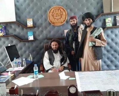 Taliban đã chiếm được dinh tổng thống ở Kabul