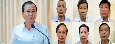 Cựu Bí thư Tỉnh ủy Bình Dương Trần Văn Nam cùng đồng phạm gây thất thoát 1.463 tỷ đồng