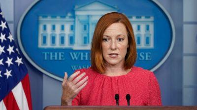 Nhà Trắng đáp trả việc phe Cộng hòa đòi ông Biden từ chức