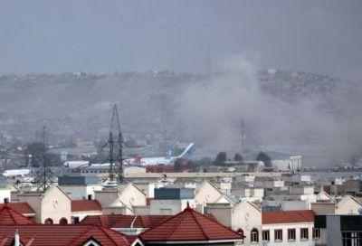 """""""Ngày tận thế"""" ở Kabul: Mặt đất như sập dưới chân!"""