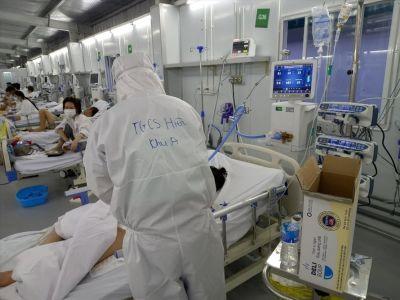 Hiến kế giảm tỷ lệ bệnh nhân COVID-19 tử vong