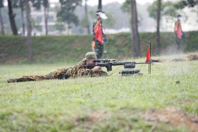 Việt Nam dẫn đầu nội dung Xạ thủ bắn tỉa tại Army Games 2021