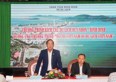 Miễn nhiệm chức danh GĐ Sở Du lịch Bình Định đối với ông Nguyễn Văn Dũng