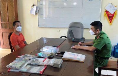 Nghệ An: Phá chuyên án, bắt đối tượng tàng trữ trái phép chất ma túy