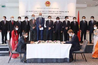 'Chuyến thăm của Chủ tịch Quốc hội nâng tầm quan hệ Việt Nam-EU'