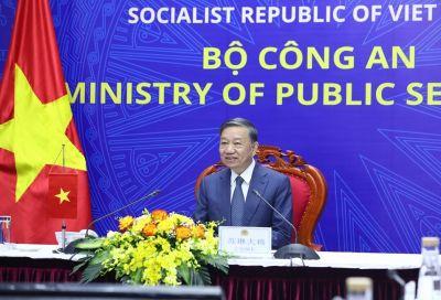 Tăng cường quan hệ hợp tác giữa Bộ Công an Việt Nam và các Cơ quan thực thi pháp luật Trung Quốc