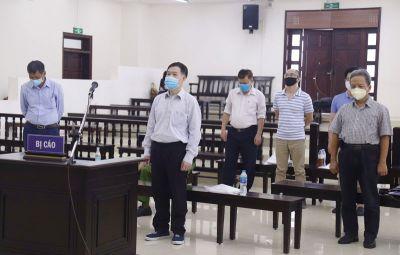 Y án các bị cáo trong vụ án tại Ethanol Phú Thọ